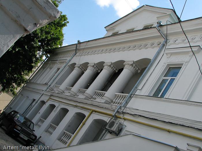 Полтава центральная площадь