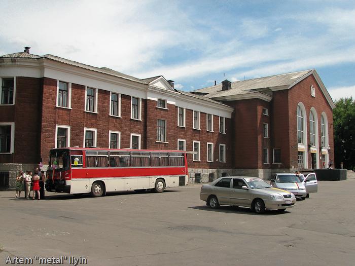 Городской клуб в Димитрове Донецкой области