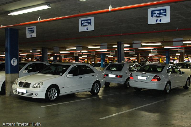 Прокатные автомобили в аэропорте Йоханнесбурга, Южная Африка