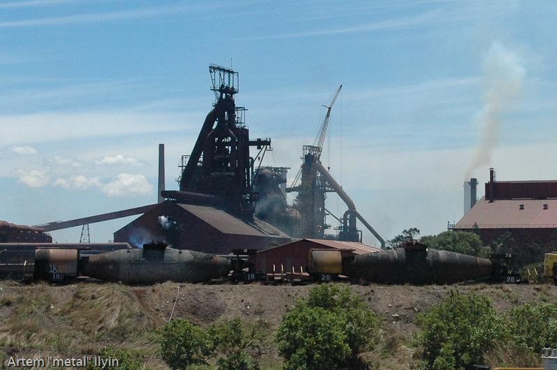 Mittal Steel South Africa Южная Африка металлургия