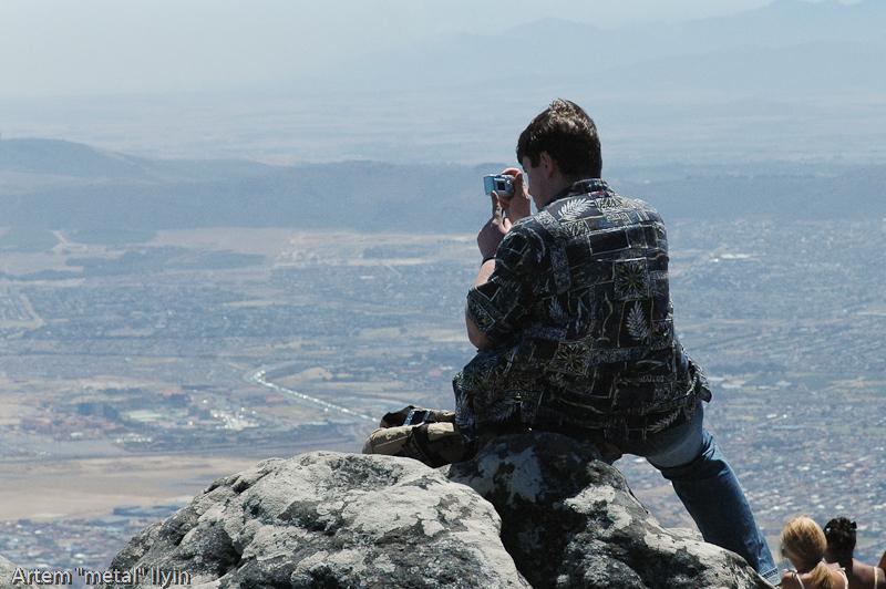 Столовая гора - один из самых популярных туристических объектов Кейптауна и Южной Африки