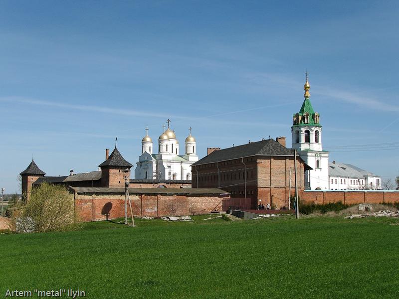 Зимненский монастырь, село Зимнее, Волынская область