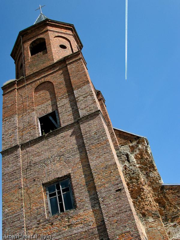 Католический костел, село Затурцы, Волынская область
