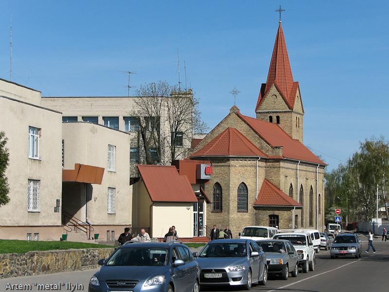Католический костел Иоакима и Анны во Владимире-Волынском, Волынская область