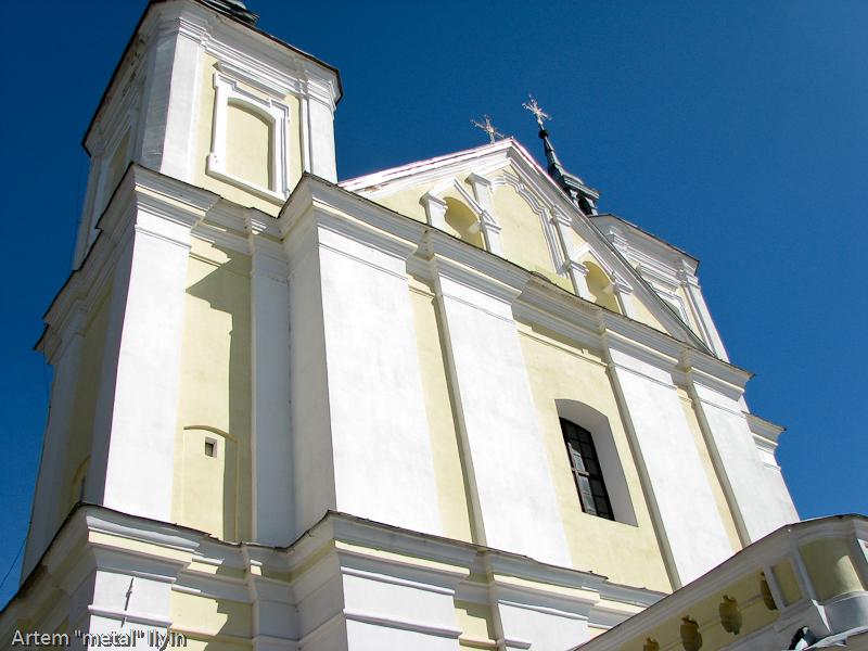 Греко-католический храм святого Иосафата, Владимир-Волынский, Волынская область