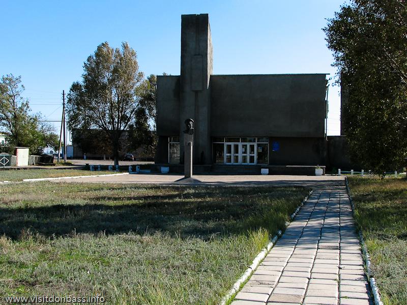 Музей полярника Георгия Седова в поселке Седово