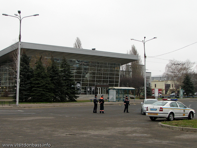 Фото Аэропорт Донецк