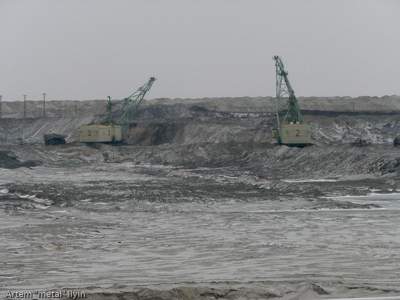 Строительство Еристовского ГОКа, Комсомольск, Полтавская область