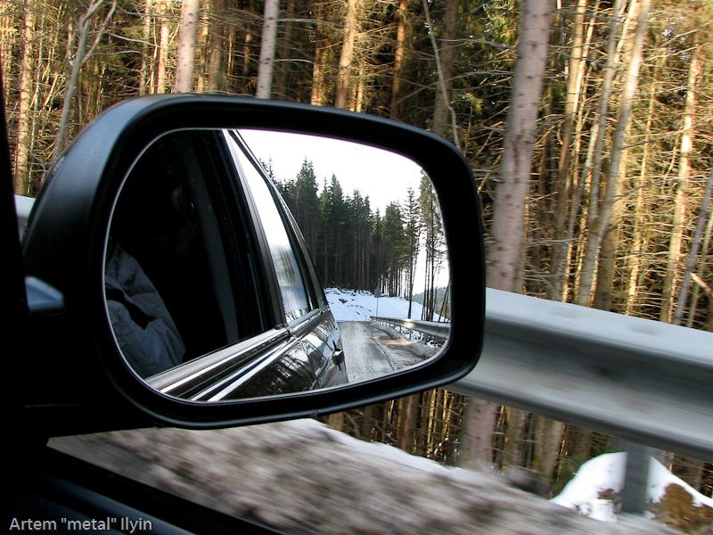 Горнолыжный курорт Буковель 2011 год. Новая дорога на Буковель