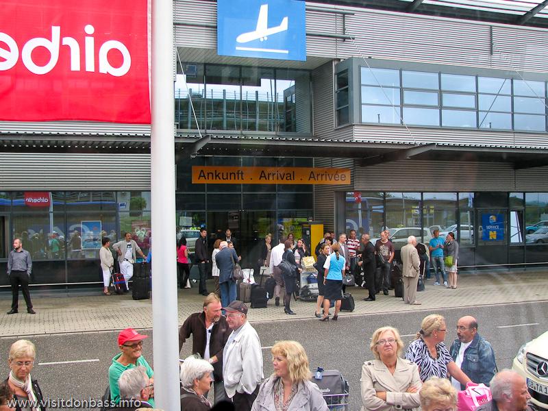 Аэропорт Саарбрюккен