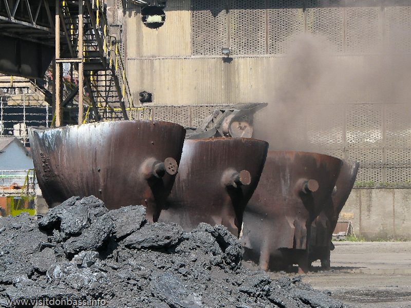 Две доменные печи на металлургическом заводе ArcelorMittal Esch-Belval в Люксембурге больше не варят чугун