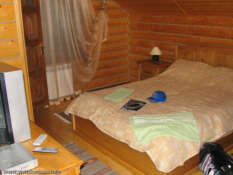 Гостиничный комплекс Мигово. Спальная комната