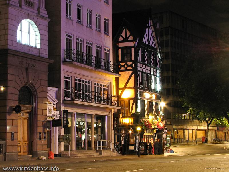 Ресторан или паб The George в Лондоне