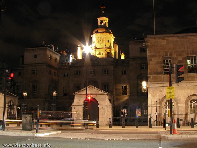 Horse Guards в Лондоне