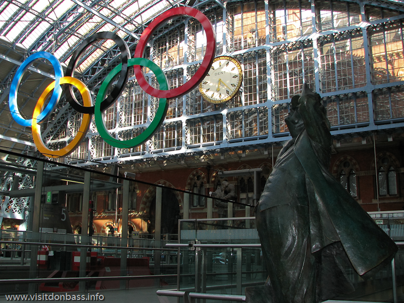 Лондон ждет Олимпиаду 2012