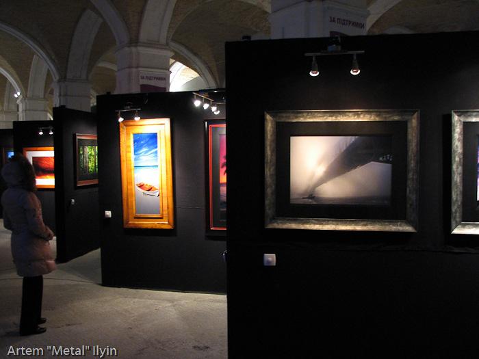 Фотографии Питера Лика в Мыстецком арсенале