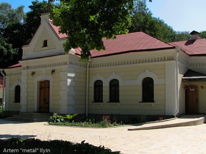 Дом Генерального судьи / Кочубея, Черниговская область Батурин, город-музей