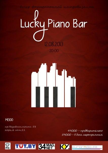 lucky piano bar