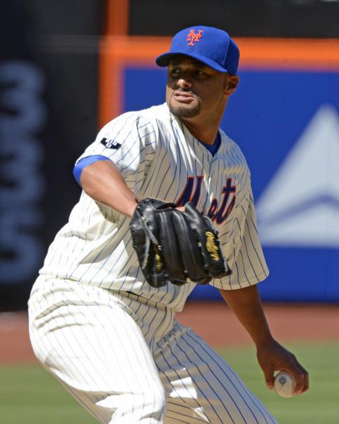 Johan Sanata courtesy NY Mets