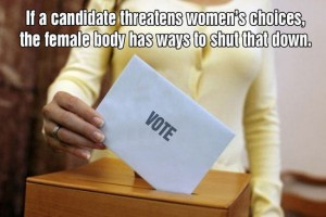 women-vote-shut-down