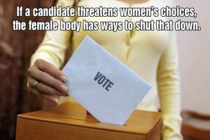 women-vote-shut-down