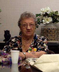 Hela's 89th birthday