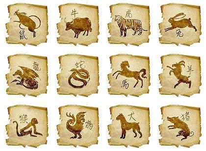 китайский гороскоп цвет годов