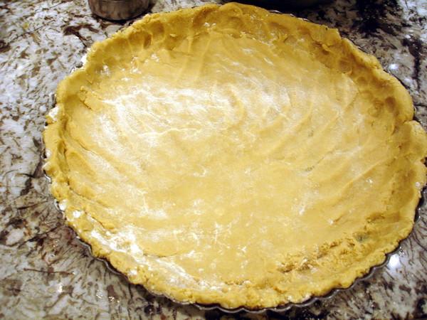Crust for pie