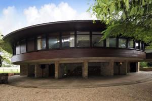 Circular house