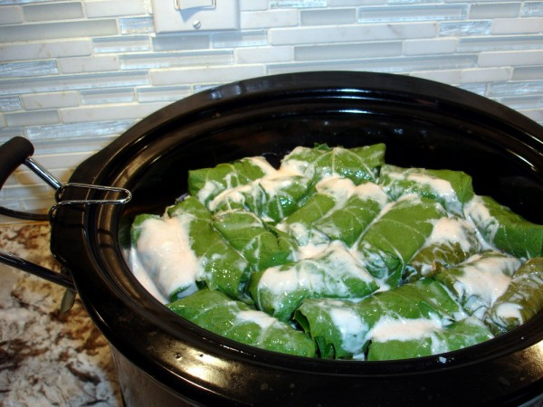 Dolma in a Slow Cooker