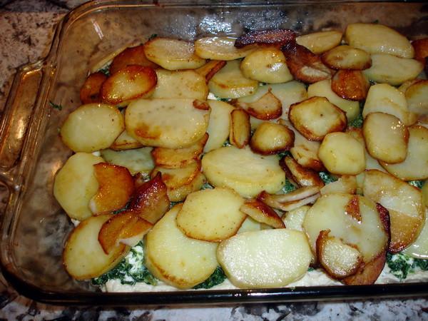 Potato layer