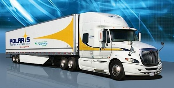 Polaris truck