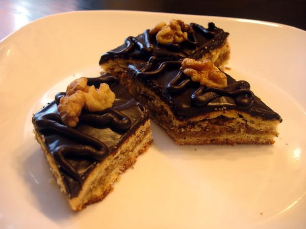 Walnut Chocolate Partry