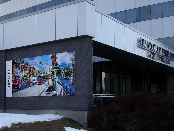 Entrance Fine Art