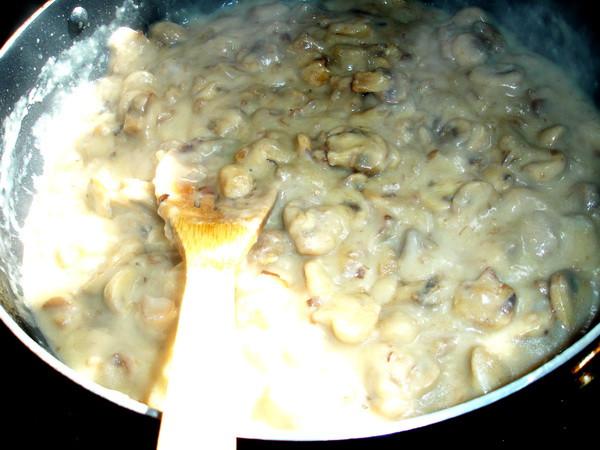 Mushroom Souce