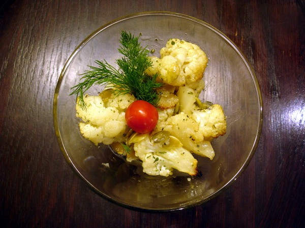 Roasted Cauliflower1