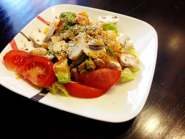 Mushroom Salad1