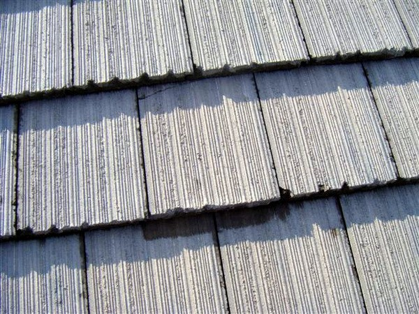 Concrete Shingles