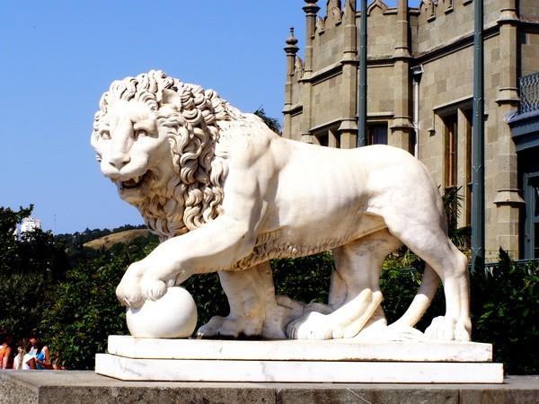 Famous Lion