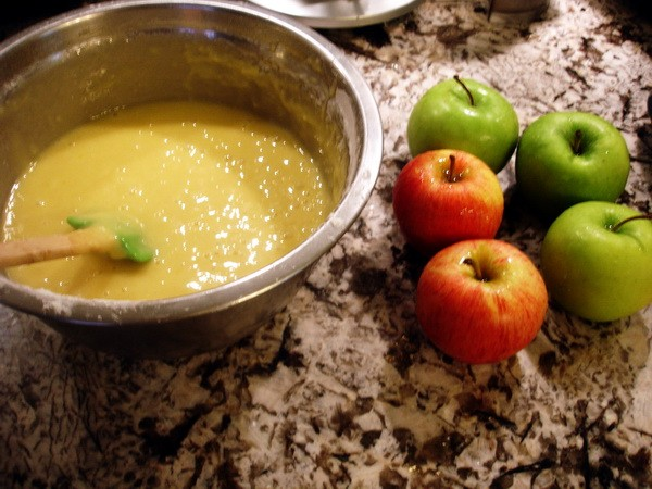 Easy Apple Pie Ingredients