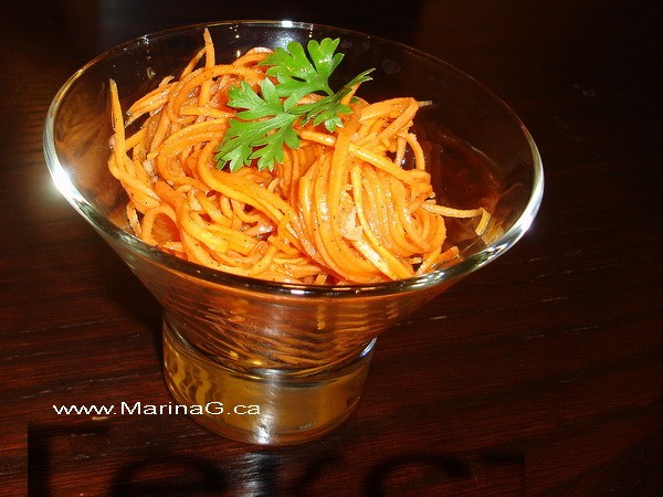 Korean Carrots - Foody Thursday1