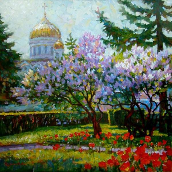 Sergey Volkov Art