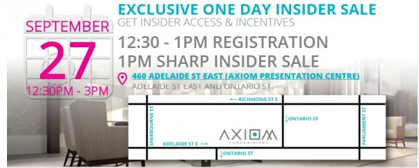 Axiom2 Exclusive Sale