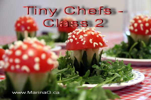 Tiny Chefs - Class 2