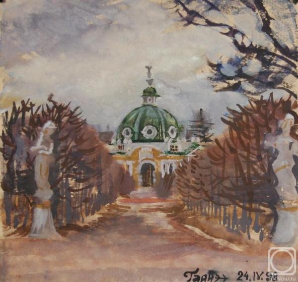 Dobrovolskaya Gayane - Winter