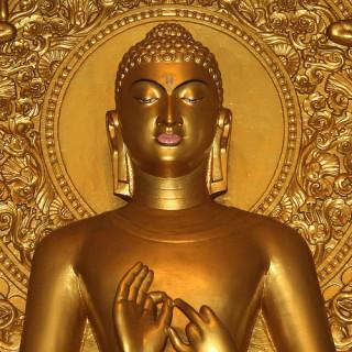 Lord Gautama Buddha - The Experience of Sorrow in Human Existence.