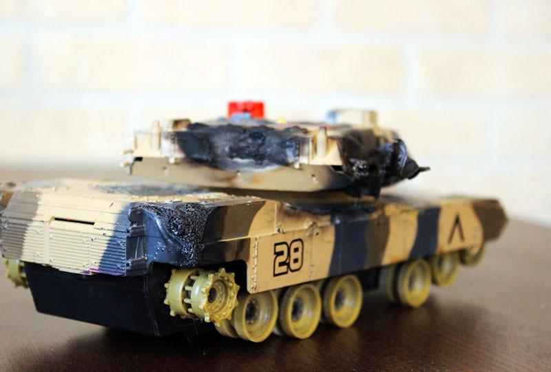 танк1