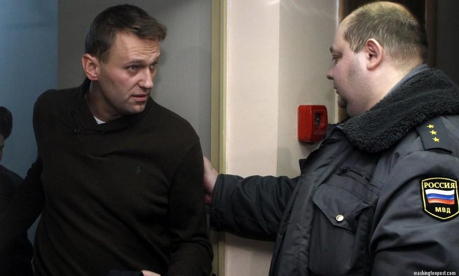 навальный проект путина