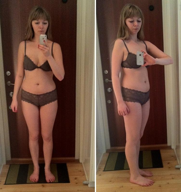 Результат после диеты протасова