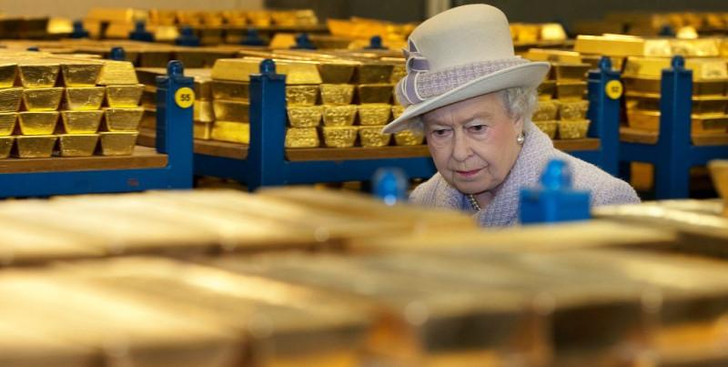 Британская Королева Елизавета II